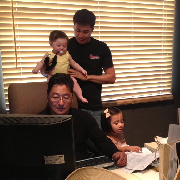 dadsoffice